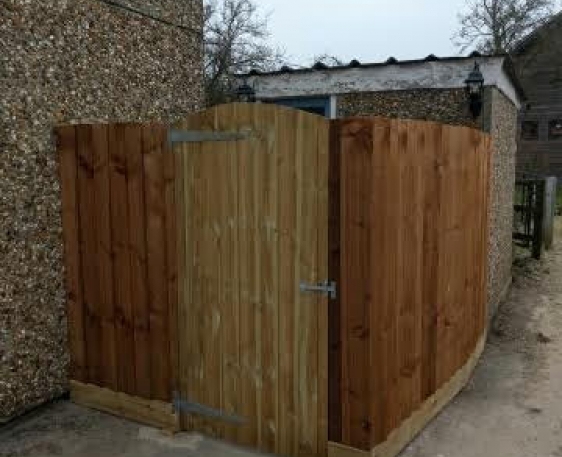 Disabled access and facilities upgrades in Abingdon, Oxfordshire