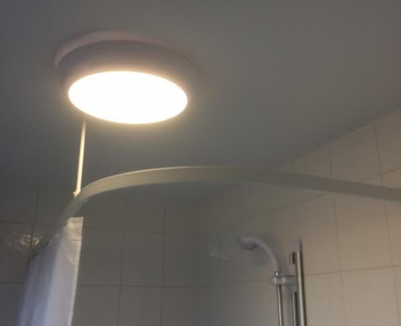 Accessible Wet Room Conversion - Chiltern District