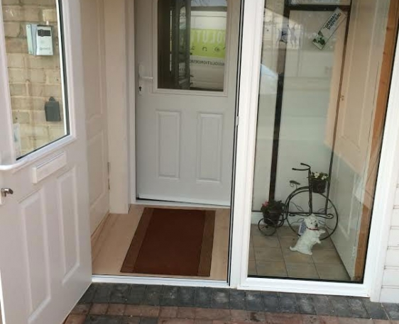 Disabled Access Driveway and Door Replacement - Aylesbury, Bucks