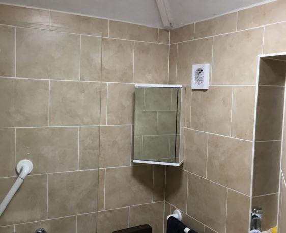 Wetroom and toilet conversion in Oxford