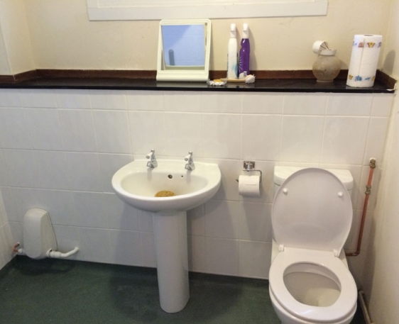 Disabled Access Wet Room - Holmer Green, Buckinghamshire