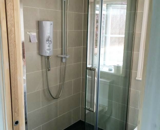Disabled access bathroom conversion in High Wycombe